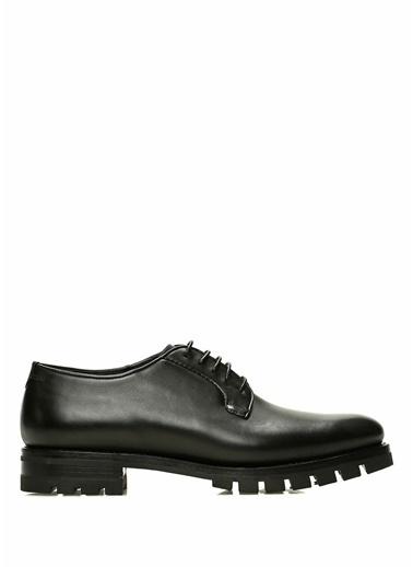 Fabi Deri Ayakkabı Siyah
